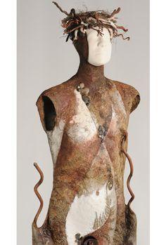 Kath Girdler Engler's sculptures