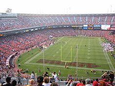Candlestick Park - San Francisco 49ers