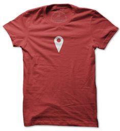 Pin Tee #Tee_Shirt #Pin