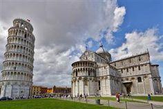 | ? | Duomo e Torre di Pisa - Tuscany | by © Christophe...