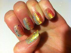 Luvin' glitter!