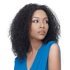 Outre Synthetic Half Wig Quick Weave Tisha