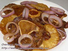Paksiw na Salay Salay sa Kamias ~ Overseas Pinoy Cooking