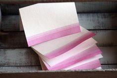 dip dye stationary