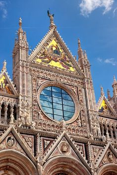 Siena, Italy architecture | ... siena # tuscany # italy # travel repinned from places visited italy by