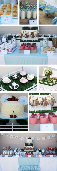 horse birthday party