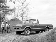1967 GMC K2500