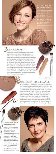 Jane Bradley explains some simple techniques that can help everyone achieve outstanding results with the Liz Earle colour collection in the special September 2012 Beauty Insider.