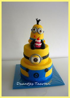 They are everywhere - by Daantje @ CakesDecor.com - cake decorating website