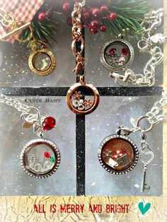 Christmas is my favorite time of year! www.facebook.com/curlygirlyjewelry