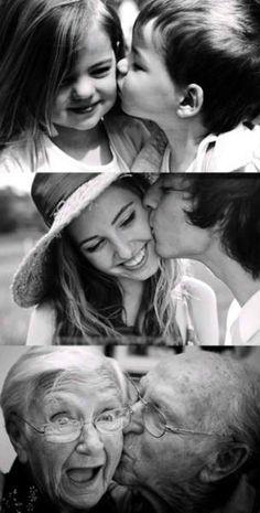 Love - Liebe - Kuss - Kiss - Lovers - Liebenden