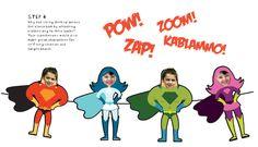 super heroes in the classroom, super hero template, school, superhero classroom, superhero display, super hero display, classroom themes, superhero bulletin board ideas, superhero theme