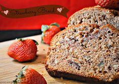 Grandma's Strawberry Bread