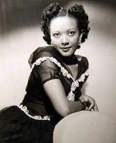 Theresa Harris: Hardest-working woman in Hollywood, appearing in close to 90 films, working every major studio w/ most of the big stars. Respected by studio exec's, producers, directors, co-workers alike, sometimes went out of their way to get her more lines & screen time. Harris married a doctor, retired from movies in late '50s, living comfortably after having carefully invested money made during movie career. Wikipedia