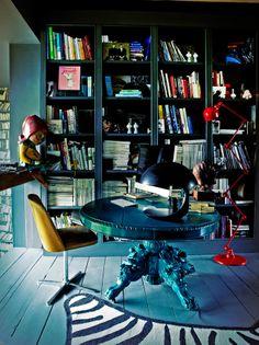 Abigail Ahern's home (photographer Graham Atkin Hughes)