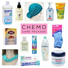 Advice on how to put together a Chemo Care package.