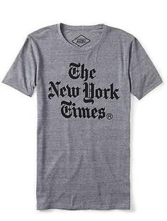 the only tshirt fit to wear // #style #nytimes #tshirt