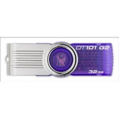 #10: Kingston Digital DataTraveler 101 Generation 2 - 32 GB Flash Drive DT101G2/32GBZET