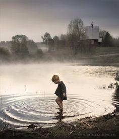 foggy land.. by ElenaShumilova