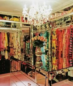 this is it. It's the perfect closet...when can I have this?