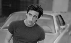 Adrien Brody. The man is gorgeous!