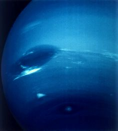 Storm near the equator, Uranus