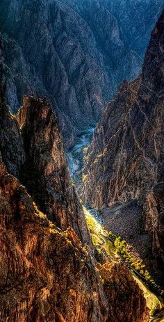 Black Canyon, Colorado