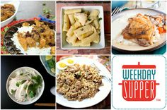 #WeekdaySupper Recipes with Perdue Signature Chicken Stock!