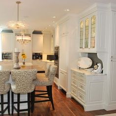 built in hutch ideas   Built-in China Hutch Kitchen Design, Pictures, Remodel, Decor and ...