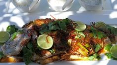 Crispy Deep Fried Snapper with Chilli, Lime and Tamarind_  Recipe by Anna Gare from The Best In Australia