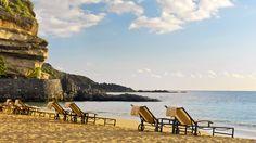 Abama Golf & Spa Resort - Exclusive beach at Abama Golf and Spa Resort