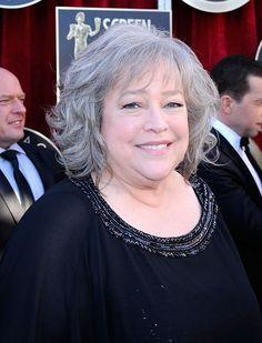Celebrity Breast Cancer Survivors   Kathy Bates