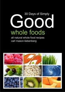 AMAZING healthy food recipes! A must for any kitchen!