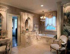 bathroom, dreamhous