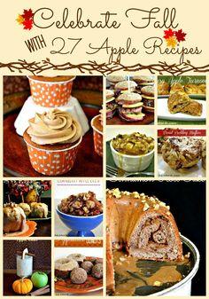 apple recipes, appl recip