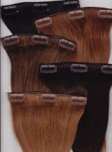 """14"""" Indian 100% Human Hair Clip On In Extensions 10 Piece Set Color 2 Darkest Brown by Aramas. $59.99. 14"""" Indian Human Hair Extensions. For any Occasion or Everyday Use. Ready To Wear, Clips in a few minutes. 100% Human Hair Clip In Extensions. 100% Indian Human Hair Clip In Extensions, 14"""" Length, Full Set (10 Pieces), Silky Straight ,  Clip in takes just a few minutes, Fast and quick way to get longer, fuller hair for any occasion, or everyday use.  You can hardly feel the c..."""