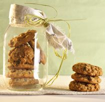 Agave Chocolate Chip Cookies