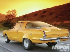1965 Plymouth Barracuda Formula 360