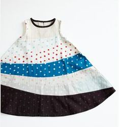 Love this Nani Iro dress for the little one. This is for you @Plainview Vintage luna