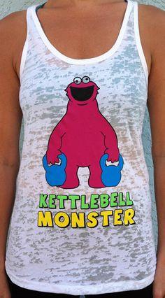 Kettlebell Monster