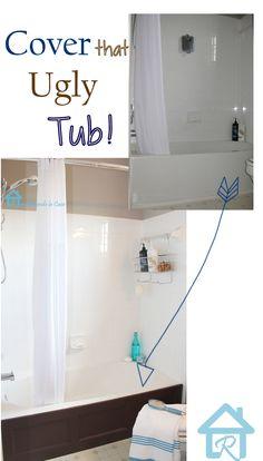 DIY -Bathtub Cover