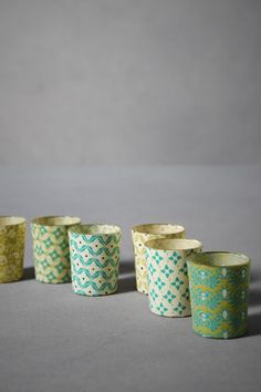 printed votives
