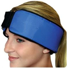 Migraine -treatment of severe headaches, the Headache Reliever™ head wrap provides non-pharmacological relief for migraine and other headache pain.