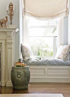 window seat bliss