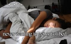 just girly things  monday, bed