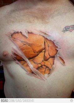 Thing tattoo