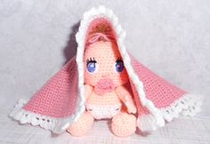 Ravelry: Baby Sophia Doll pattern by Toni Marie