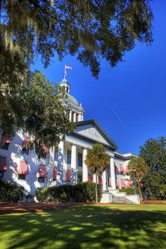 Historic Florida State Capitol Building, Tallahassee