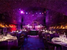 The Caves, Edinburgh. | The 23 Most Spectacular Places To Get Married In The UK