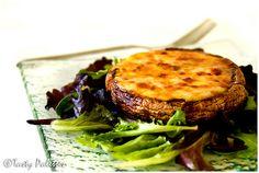 mushroom recipes, autumn food, portobello mushroom, bake portobello, portobello parmesan, eat, yummi, carb recip, tasti palett